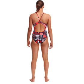 Funkita Diamond Back One Piece Swimsuit Women, bento box